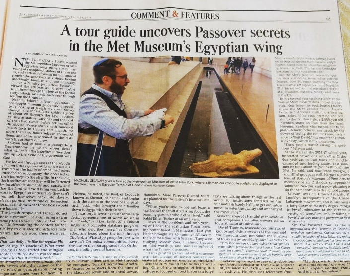 In the Jerusalem Post