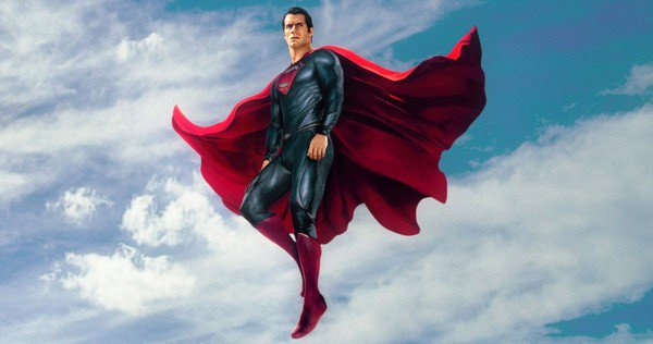 Superman - Man of Steel - Image from: https://movieweb.com