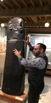 Code of Hammurabi (replica)