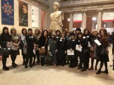 Athena and the Ladies